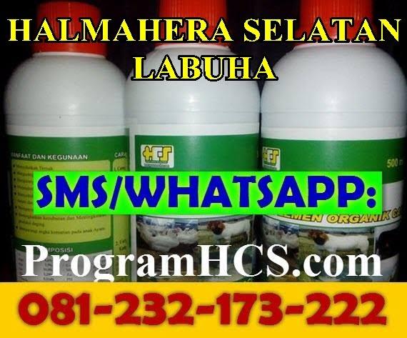 Jual SOC HCS Halmahera Selatan Labuha