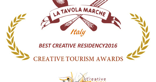 Creative Tourism Award: Best Creative Residency 2016