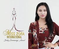 Miss Zofa International Contest 2018