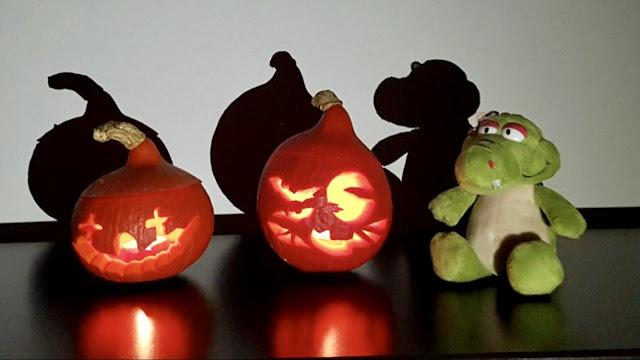 Nici Stofftier Halloween
