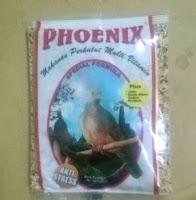 Pakan Burung Perkutut Merk Ebod Jaya Phoenix
