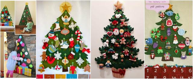 arbolitos-navideños-para-la-pared