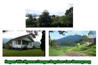 Info Sewa Vila Murah Villa Istana Bunga Lembang