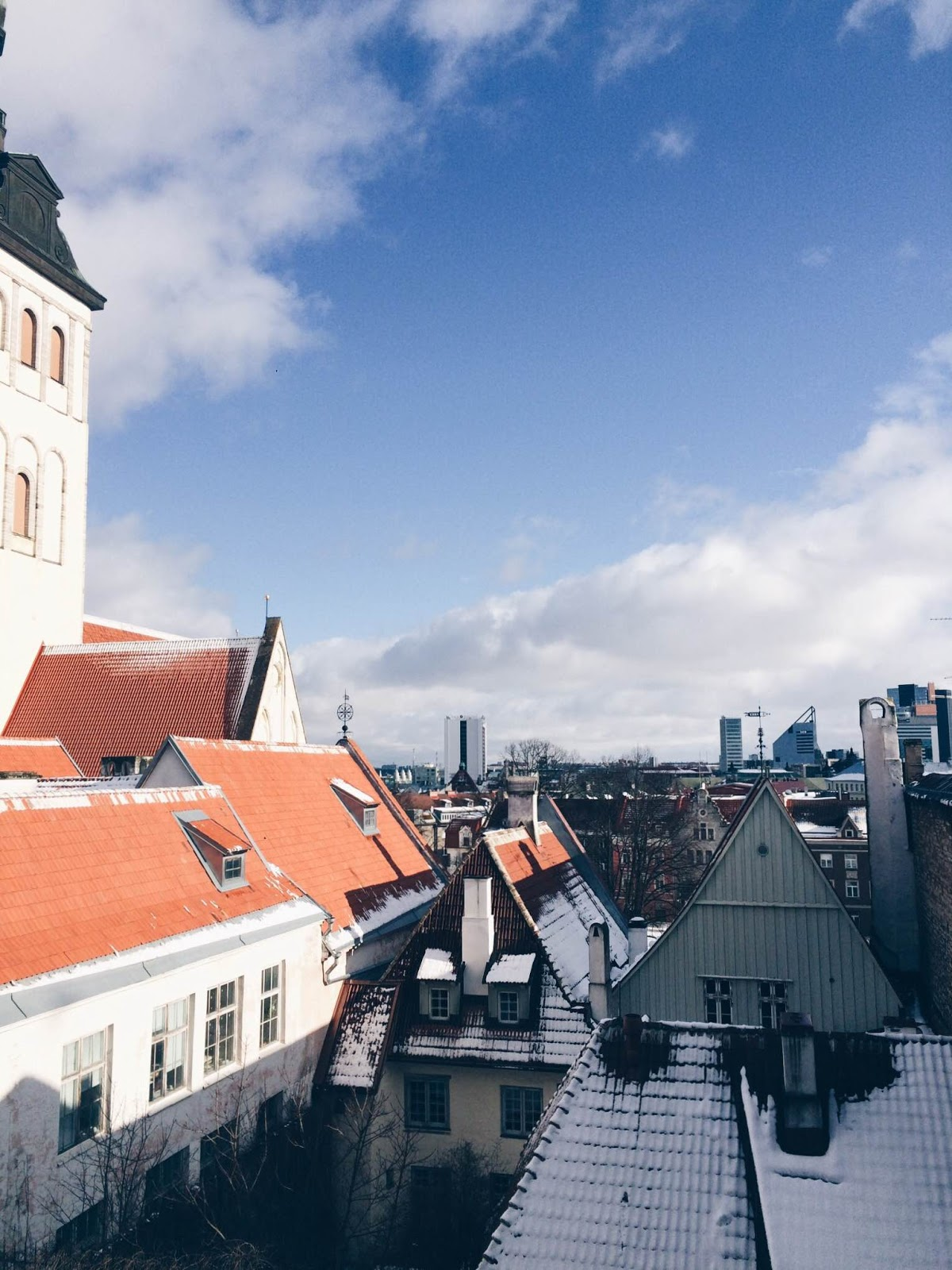 tallinna vaateplatvorm neitsi torn talvel