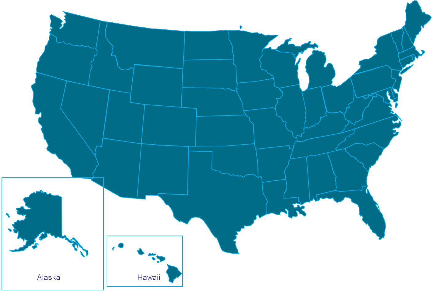map of united states editable dafytk