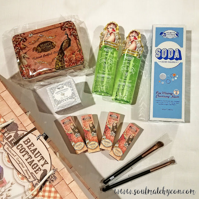 Monthly Project; Beauty Cottage Haul