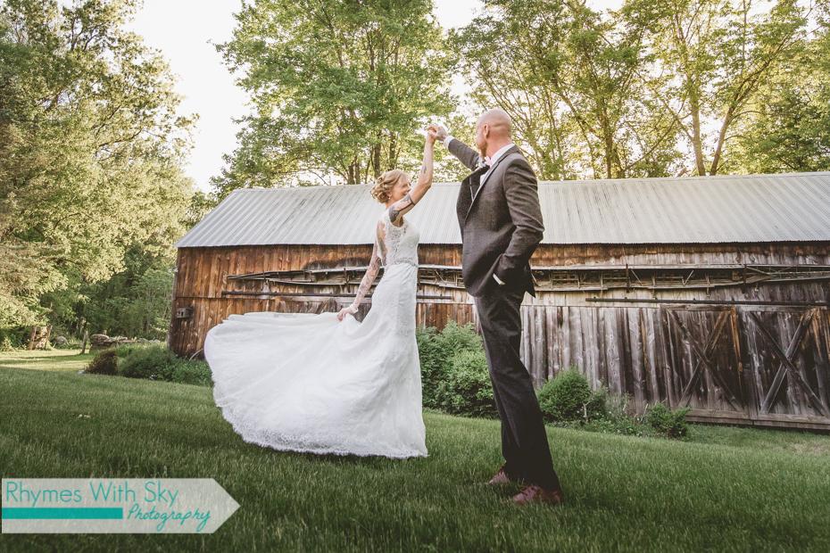 Melissa Jons Wedding At The Silo Hunt Hill Farm