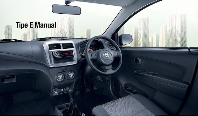 interior agya manual