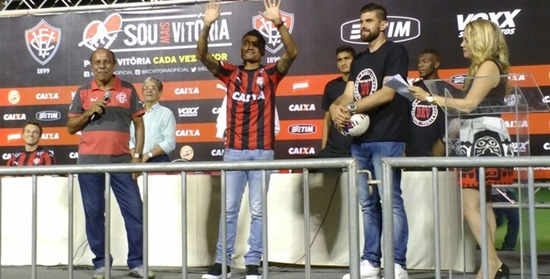 Kieza, Dagoberto e Victor Ramos