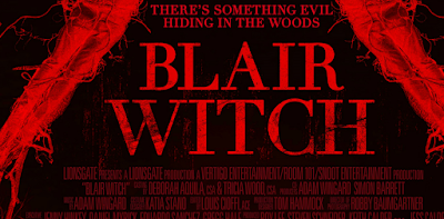 blair witch movie review