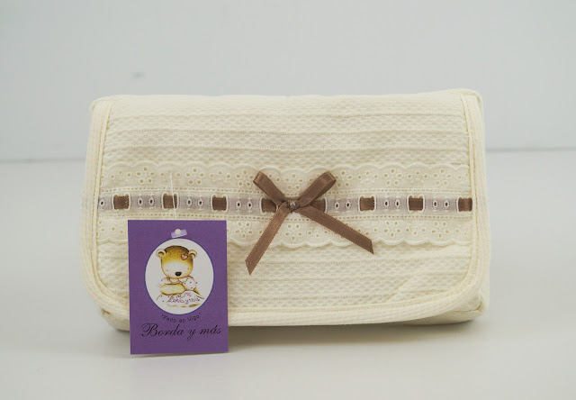 wipe holder lencero bebe beige camel
