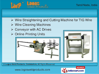 Wire Straightening and Cutting Machines Manufacturer