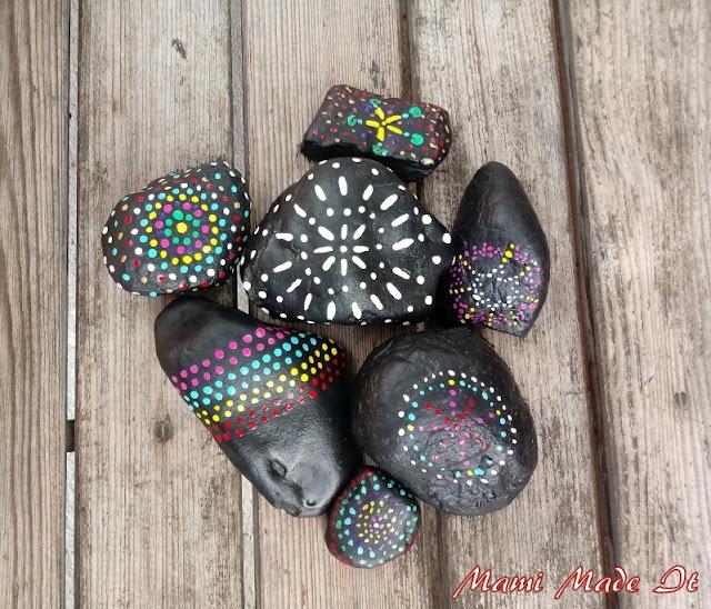Bemalte Steine - Painted Stones