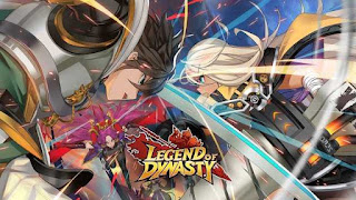 Legend of Dynasty Apk + Data