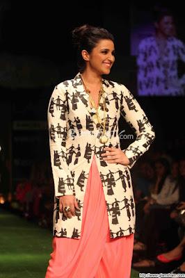 Actress Parineeti Chopra Hairstyles