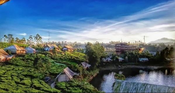 Glamping Lakeside Situ Patenggang Ciwidey Bandung