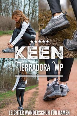 Terradora Waterproof  Leichter, wasserdichter Wanderschuh für Damen 21