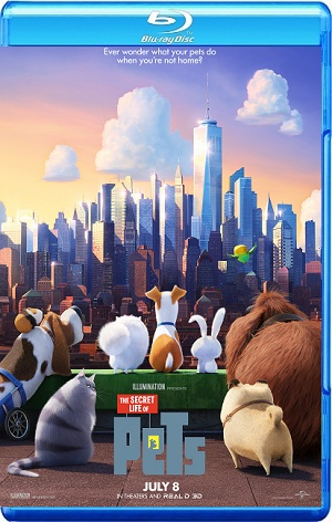 The Secret Life of Pets 2016 HDRip 1080p