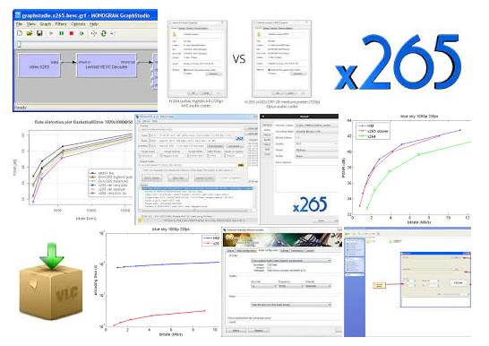 Free Download x265 HEVC Encoder 1.4.487 For Windows XP / Vista / Vista 64 bit / 7 / 7 64 bit / 8 / 8 64 bit
