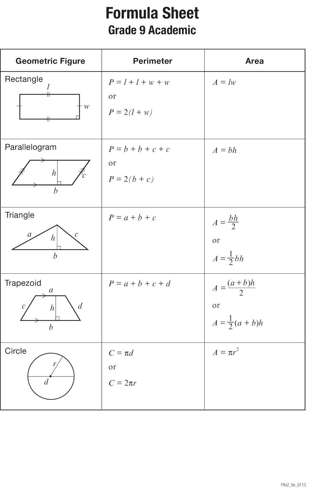 Grade 9 Academic Mathematics Class 2017 2018 December 2017 [ 1600 x 1013 Pixel ]