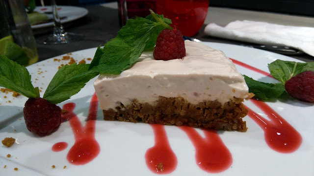 restaurant, cheesecake, Nantes, Les Frères Toqués, bullelodie