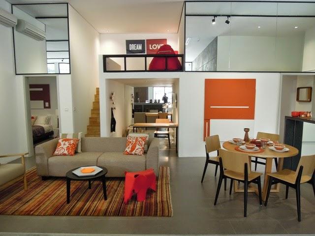 The larger EST - 2 bedroom layout suite