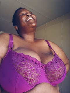Plus Size Bras from Triumph South Africa, south african plus size blogger, plus size lingerie blogger,