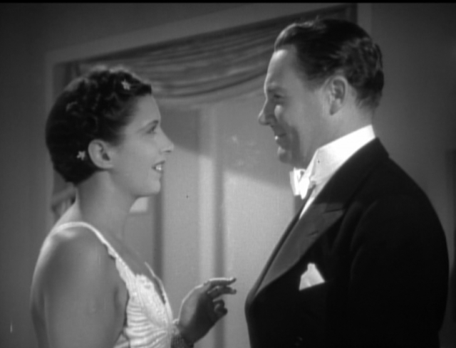 Kay Francis and Ian Hunter Comet Over Broadway (1938)