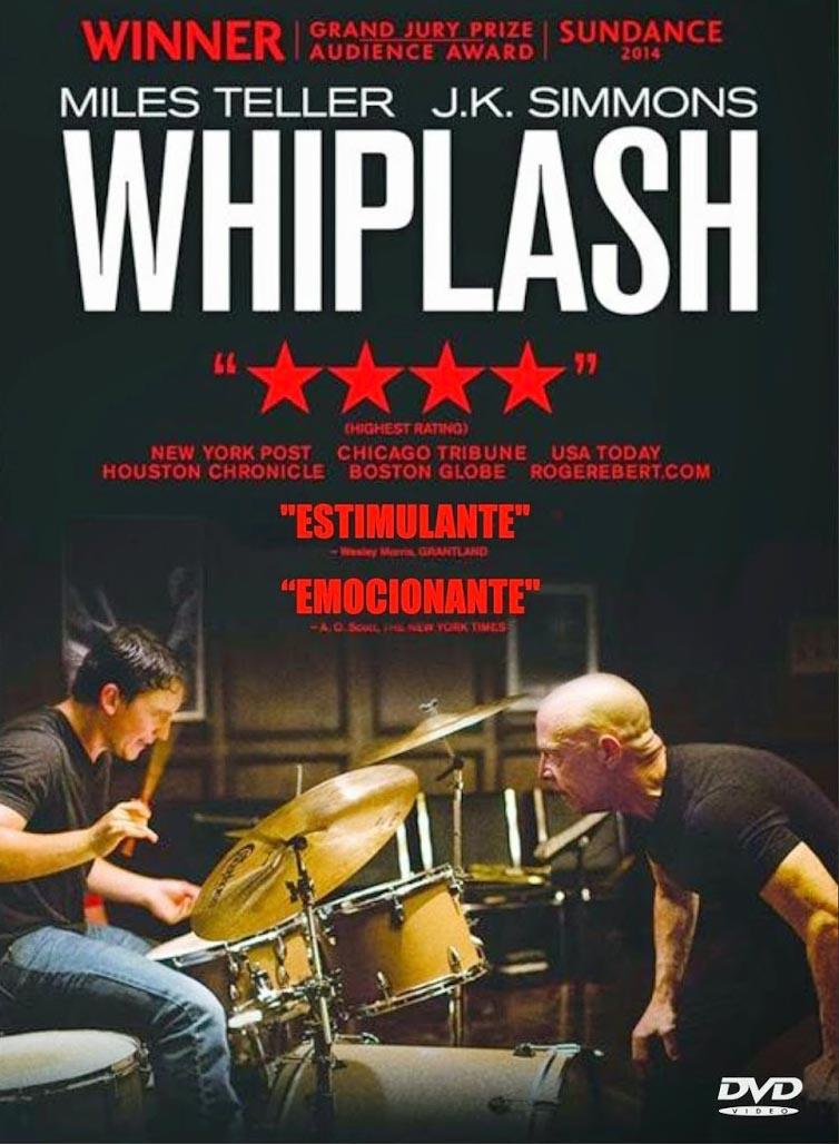 Whiplash: Em Busca da Perfeição Torrent - BluRay 1080p Dual Áudio (2015)
