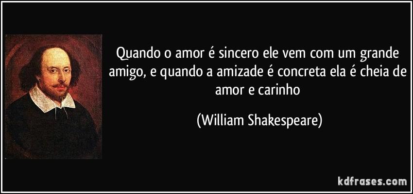 500 Melhores Frases De Amor Da História: Mais Frases De Shakespeare