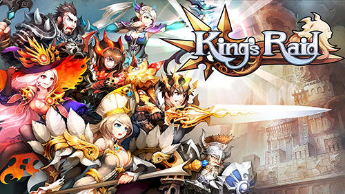 King's Raid MOD APK for Android v2.12.0