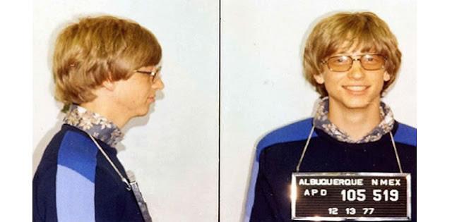12 fatos bizarros e engraçados na vida de Bill Gates.