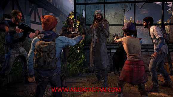 The Walking Dead Season Three Mod Apk Data Latest Version