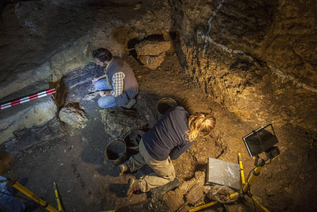New excavations confirm Spain's El Pendo Cave as a continuous Neanderthal settlement