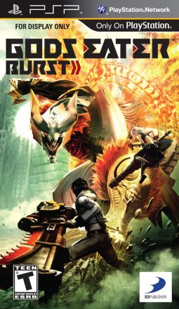 Gods Eater Burst - PSP - ISO Download