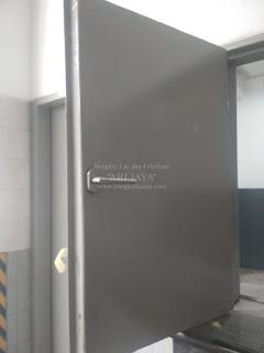jasa pembuatan pintu besi plat