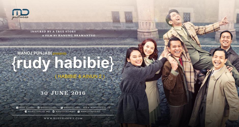 Rudy Habibie Jadilah Mata Air Salmanbiroe Indonesian Lifestyle Blogger