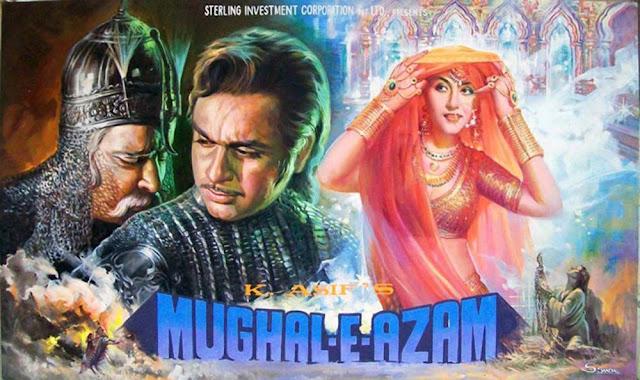 'मुगले-आजम' के रचयिता k.आसिफ का जीवन परिचय K. Asif's book introduces the life of 'Mughle-Azam'