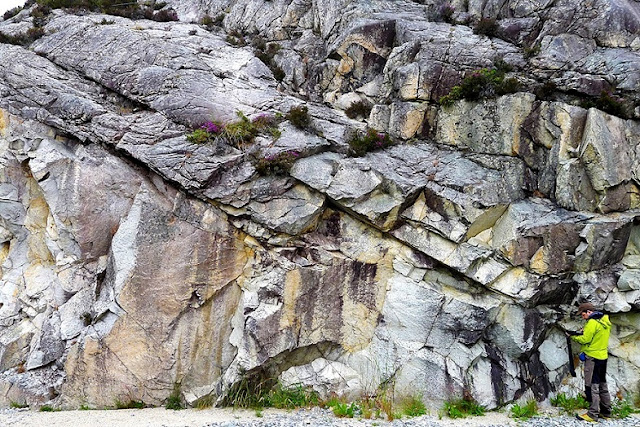 New Study Describes 200 Million Years of Geological Evolution
