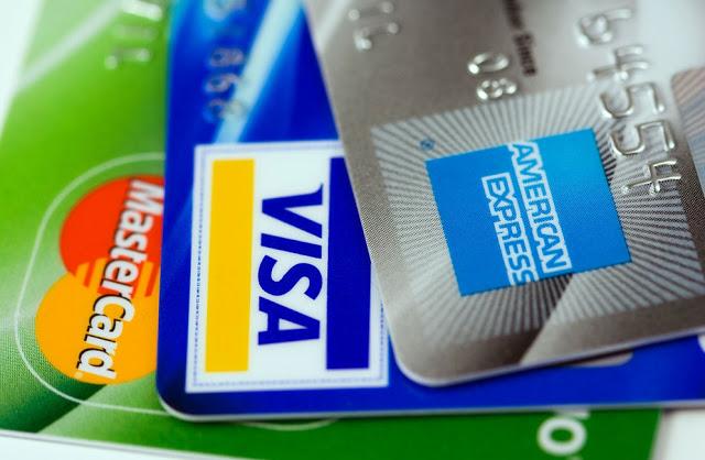 Cartão de crédito em Florença e na Europa