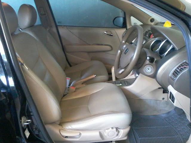 Honda New City  bekas tahun 2003