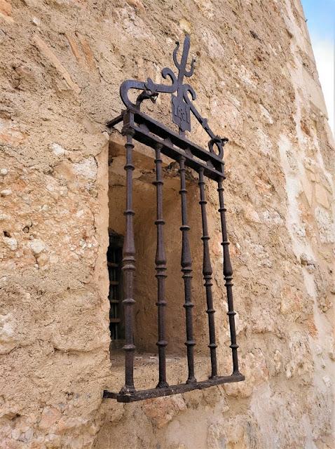 Reja de ventana de Belmonte