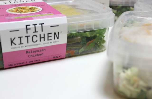 Fit Kitchen Malaysian Chicken Review