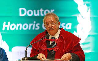 Na Paraíba, Lula receberá título de Doutor Honoris Causa da UFPB, no dia 26; veja agenda