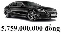 Giá xe Mercedes CLS 400 2020