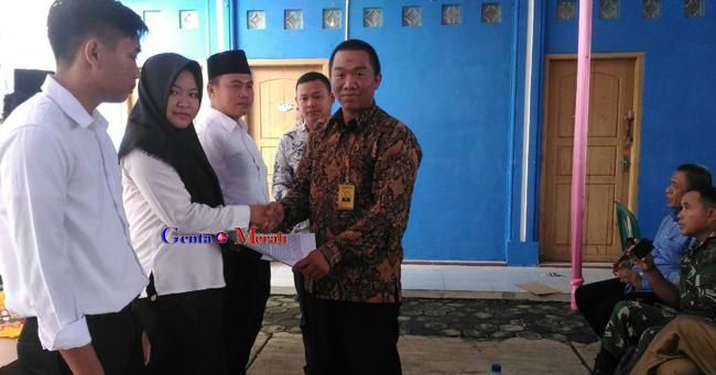Usai Dilantik, 182 Pengawas TPS Kotabumi Ikuti Bimtek Pengawasan