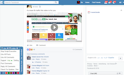 Flatbook, New Facebook Design, Removes Ads (Similar to AdBlock), Facebook Works Faster, Cleaner UX/UI