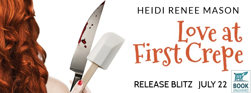 Love at First Crepe Release Blitz