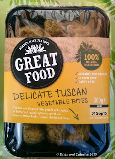 great food tuscan vegetable bites