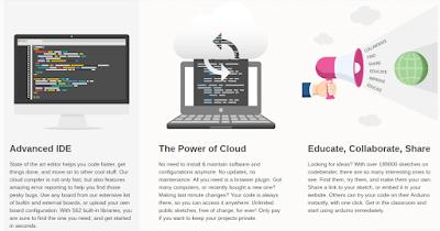 TechnologyIQ: Codebender - An Online Code Editor for Arduino